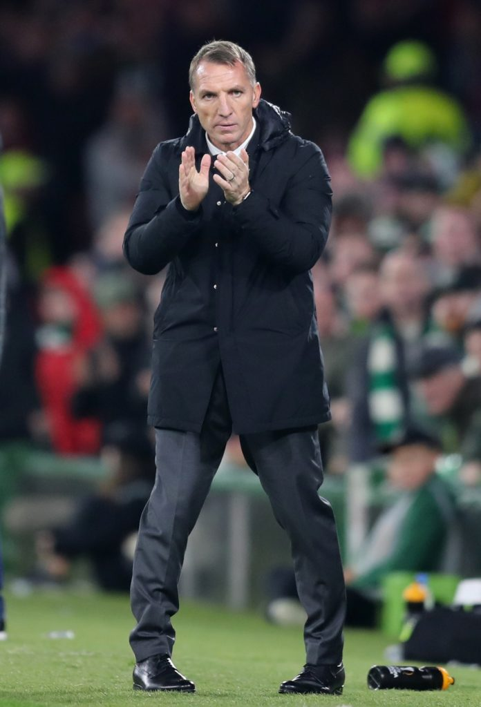 Brendan Rodgers claimed Celtic's 2-1 Europa League win over RB Leipzig was his best European victory at Parkhead since becoming boss.