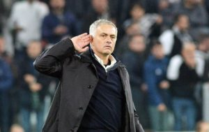 Jose Mourinho lauded his players after securing after a stunning comeback victory that the Manchester United manager milked in front of the Juventus fans.