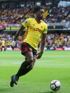 Nathaniel Chalobah says now is the time to 'stake a claim' and become a regular starter for Watford again.
