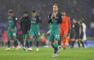 Paris Saint-Germain are in the hunt to sign Tottenham midfielder Christian Eriksen but face strong competition for his services.