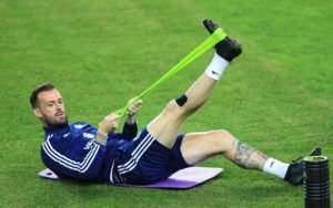 Sheffield Wednesday boss Jos Luhukay is hopeful Steven Fletcher will be fit to face Bolton.