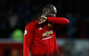 Romelu Lukaku is out of Manchester United's Champions League clash at Juventus tonight with a 'muscle, tendon' injury.
