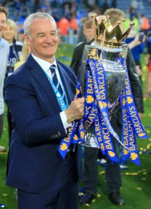 New Fulham boss Claudio Ranieri has ruled out the prospect of raiding Leicester City in the January transfer window.
