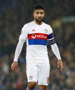 Chelsea boss Maurizio Sarri is reported to have made Lyon playmaker Nabil Fekir one of his top transfer targets this January.
