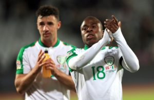 Michael Obafemi has set his sights on a long international career after making his Republic of Ireland debut last night.
