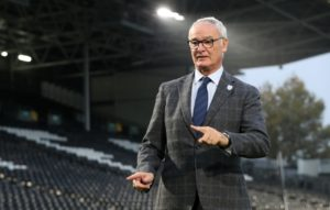Claudio Ranieri says he will not be rushing out to strengthen his Fulham squad and is focused on the players he has inherited.