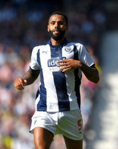 Kyle Bartley remains out for West Brom's home match against Brentford on Monday.
