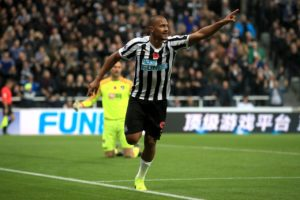 Salomon Rondon has hinted he wants to turn his loan spell with Newcastle into a permanent transfer as he feels settled on Tyneside.