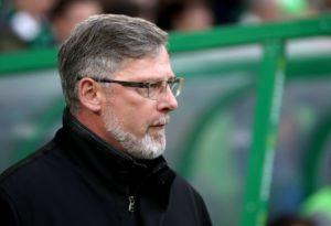 Hearts boss Craig Levein felt St Mirren midfielder Kyle Magennis should have been sent off as he watched his side go down 2-0 in Paisley.