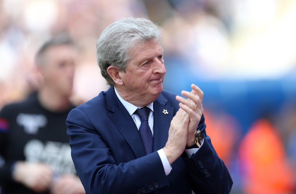 Crystal Palace boss Roy Hodgson says the club are still formulating their plans for the January window.
