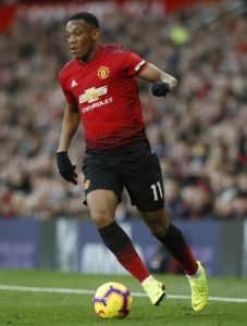 Chelsea are reported to be lining up an attempt to try and lure Anthony Martial away from Manchester United.