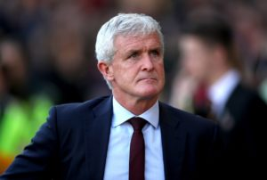 Manager Mark Hughes says he still retains the faith of the Southampton board despite their disappointing start to the season.