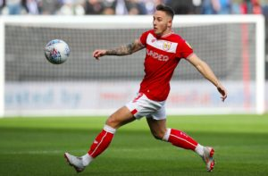 Bristol City midfielderJosh Brownhill is back in contention for the Sky Bet Championship match against Millwall after serving a one-match ban.