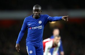 Chelsea star N'Golo Kante has admitted learning his new role under Chelsea coach Maurizio Sarri was a challenge this season.