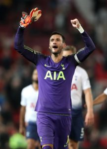 Tottenham captain Hugo Lloris has warned Spurs they risk blowing their title and Champions League hopes if they fail to improve.