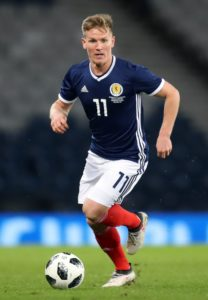 Scotland boss Alex McLeish insists Matt Ritchie has not retired from international football but asked not to be selected this month.