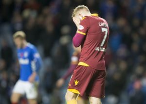 Motherwell are set to promote some young players against Livingston after Chris Cadden's blow added to their injury woes.