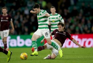 Lewis Morgan admits Celtic have barely noticed their recent injury problems because of the seamless transition made by their eager second string.