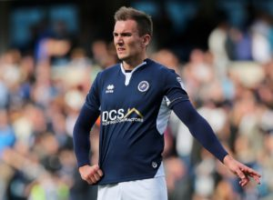 Millwall winger Jed Wallace declared his 'love' for the club after committing his future to the Lions.