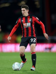 Bournemouth midfielder Emerson Hyndman will reportedly have his loan at Hibernian extended until the end of the season.