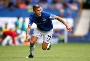 Lucas Digne has revealed he was convinced to swap Barcelona for Everton last summer by the words of Toffees boss Marco Silva.