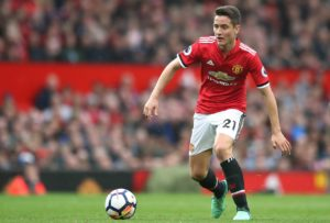 Reports claim Athletic Bilbao are keen to re-sign midfielder Ander Herrera from Manchester United in January.