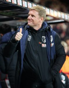 Bournemouth boss Eddie Howe expects coach Shaun Cooper to be part of his staff for the next few seasons after his promotion.