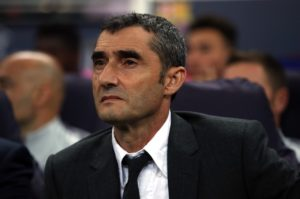 Ernesto Valverde hopes Barcelona rise to the occasion once more when they travel to face Atletico Madrid on Saturday evening.