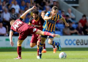 Interim Shrewsbury boss Danny Coyne could name the same team for a fourth successive match against Plymouth on Tuesday.