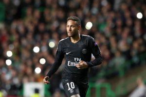 Paris Saint-Germain forward Neymar insists the injury he sustained on international duty is 'nothing serious'.