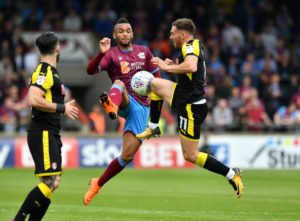 Funso Ojo remains doubtful for Scunthorpe's League One clash with Oxford.