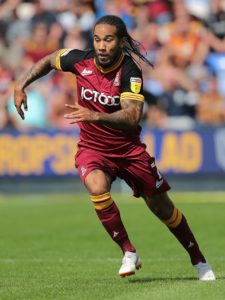 Bradford have been hit by the news that Sean Scannell is out for at least three months with a stress fracture in his back.