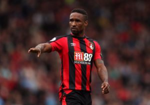 Bournemouth striker Jermain Defoe said he was 'honoured and blessed' to receive an OBE after collecting it from Buckingham Palace.