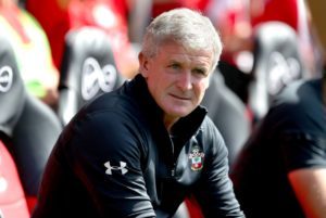 Southampton boss Mark Hughes says the fact his side are creating chances is what reassures him they will be fine this season.