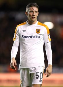 Hull's Angus MacDonald has developed deep vein thrombosis and is likely to be out until March.