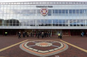 Hearts say they were able to boost their playing budget with the help of unnamed 1million benefactors.