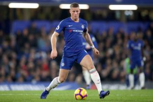 Chelsea midfielder Ross Barkley anticipates some hostility from Everton's visiting supporters in Sunday's clash at Stamford Bridge.