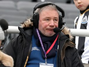 Ally McCoist believes Rangers still have it all to do to overtake Celtic in the Ladbrokes Premiership this season.