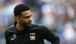 Coventry defender Jordan Willis is expected to feature again for the Sky Bet League One match against Accrington.