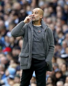 Pep Guardiola has warned his Manchester City team to be ready - because Manchester United will have their moments in Sunday's derby.