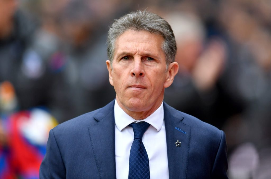 Claude Puel has called on his Leicester players to ensure their emotions do not hinder their performance against Burnley.