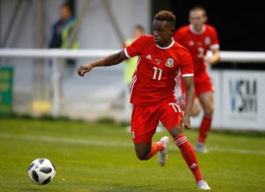 Wales have called up exciting Manchester City teenager Rabbi Matondo for their friendly in Albania.