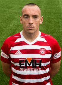 Hamilton skipper Darian MacKinnon returns from suspension for the Ladbrokes Premiership clash with St Mirren.