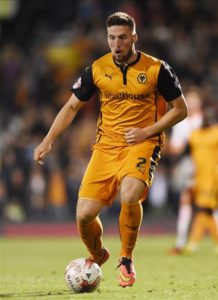 Wolves defender Matt Doherty is a doubt for the Republic of Ireland's upcoming games against Northern Ireland and Denmark.
