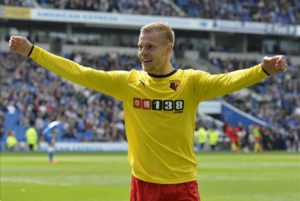 Former Watford striker Matej Vydra has hit out at the way he was treated by the club in 2015.