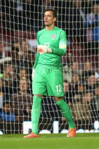 Crystal Palace are one of several clubs to be linked with Gent's Croatia international goalkeeper Lovre Kalinic.