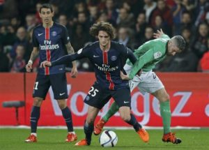 Paris Saint-Germain midfielder Adrien Rabiot has told Barcelona he wants to play for them next season, according to reports.
