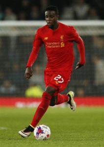 Wolves are reported to be lining up a £20million bid for Liverpool striker Divock Origi in the January transfer window.
