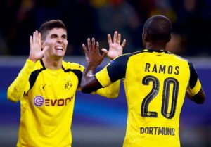 Liverpool, Chelsea and Tottenham are all in the hunt to sign Borussia Dortmund's US international Christian Pulisic.