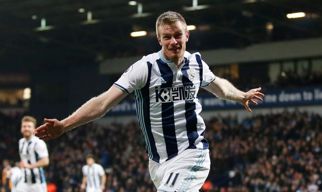 West Brom are hopeful that both Chris Brunt and Harvey Barnes will be fit for the Baggies' trip to Ipswich which follows the international break.